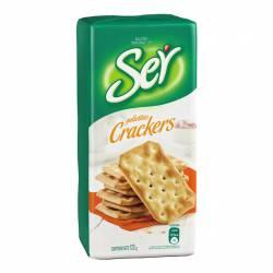 Galletitas Crackers Ser Equilibrio x 120 g.