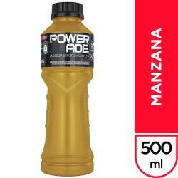 Bebida Powerade Manzana x 500 cc.