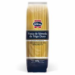 Fideos Spaghetti Las Acacias x 500 g.