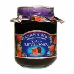 Dulce de Frutos del Bosque Cabaña Mico x 454 g.