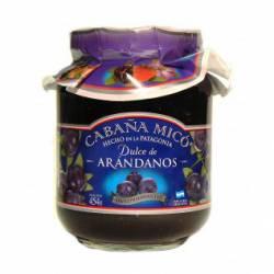 Dulce de Arándanos Cabaña Mico x 454 g.
