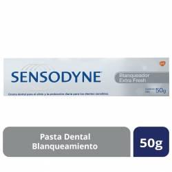 Crema Dental Blanqueadora Sensodyne Extra Fresh x 50 g.
