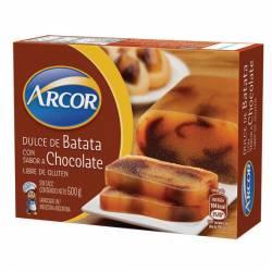 Dulce de Batata Arcor con Chocolate x 500 g.