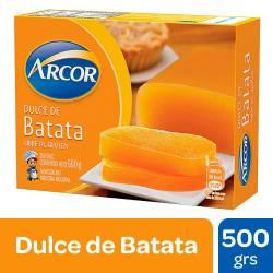 Dulce de Batata Arcor a la Vainilla x 500 g.