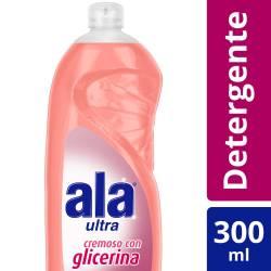 Detergente Líquido Ala Glicerina x 300 cc.