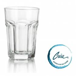 Vaso Trago Largo New York 400 ml Crisa x 1 un.