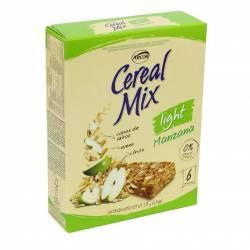 Cereal en Barra Cereal Mix Manzana Light x 6 un. x 132 g.