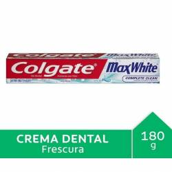 Crema Dental Colgate Max White Crystal x 180 g.