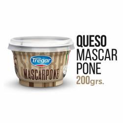 Queso Mascarpone Tregar x 200 g.