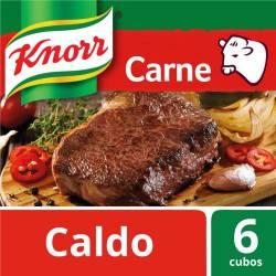 Caldo Knorr Carne x 57 g.