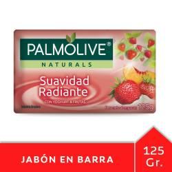 Jabón de Tocador Palmolive Suavidad Radiante x 125 g.