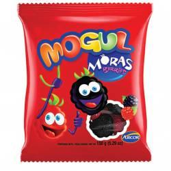 Pastilla Goma Moras Mogul x 150 g.