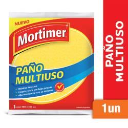 Paño Multiuso Amarillo Mortimer x 1 un.