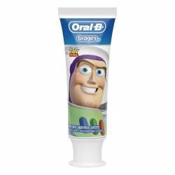 Crema Dental Infantil Oral-B Cars - Princesitas - Mickey x 100 g.