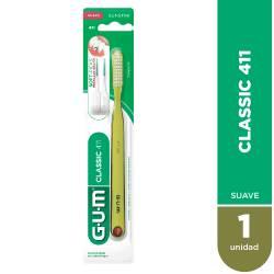 Cepillo Dental Gum Classic 411 Suave x 1 un.