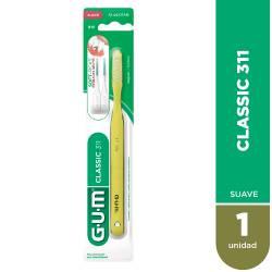 Cepillo Dental Gum Classic 311 Suave x 1 un.