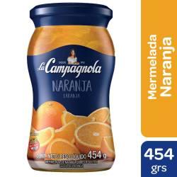 Mermelada La Campagnola Naranja x 454 g.
