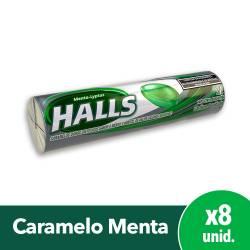 Caramelos Menta Halls Free sin Azúcar x 20 g.
