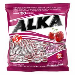 Caramelos Alka Cereza x 200 g.