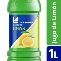 Jugo Concentrado de Limón La Anónima x 1 Lt.