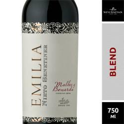 Vino Tinto Emilia Malbec Bonarda x 750 cc.