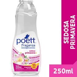 Perfume para Ropa Poett Sedosa Primavera Repuesto x 250 cc.