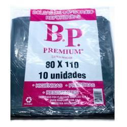 Bolsa para Residuos B.P. 80x110cm x 10 un.