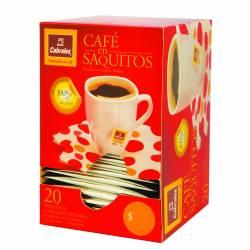 Café en Saquitos Cabrales x 20 un.