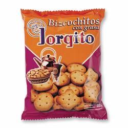 Bizcochitos de Grasa Jorgito x 400 g.