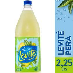 Agua sin gas Levité Pera x 2,25 Lt.