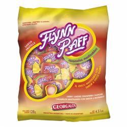 Caramelos Masticables Flynn Paff Frutilla x 128 g.