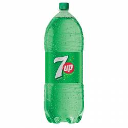 Gaseosa Seven Up Lima Limón Pet x 2 Lt.