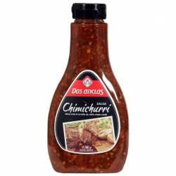 Salsa Chimichurri Dos Anclas x 380 g.