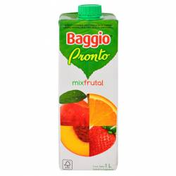 Jugo Natural Baggio Pronto Mix Frutal x 1 Lt.