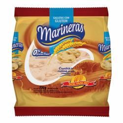 Galletitas Marineras con Gluten Don Pancho x 220 g.
