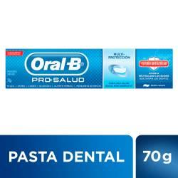 Crema Dental Pro Salud Oral-B Menta Suave x 70 g.