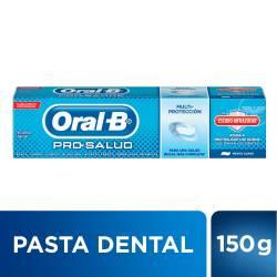 Crema Dental Pro Salud Oral-B Menta Suave x 150 g.