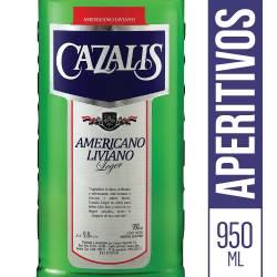 Americano Cazalis x 950 cc.