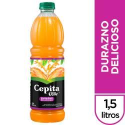 Jugo Natural Cepita Durazno Delicioso x 1,5 Lt.