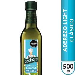Aderezo para Ensaladas Cocinero Light x 500 cc.