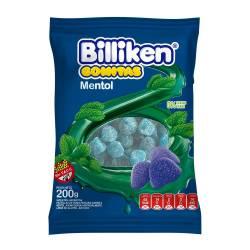 Pastillas de Goma Billiken Mentol x 200 g.