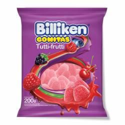 Pastillas de Goma Billiken Tutti- Frutti x 200 g.