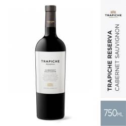 Vino Tinto Trapiche Cabernet Sauvignon Reserva x 750 cc.