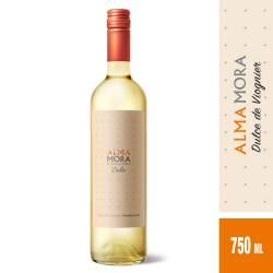 Vino Blanco Alma Mora Dulce de Viognier x 750 cc.