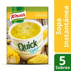 Sopa Knorr Choclo Light Quick x 45 g.