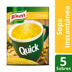 Sopa Knorr Choclo Quick x 70 g.