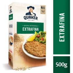 Avena Arrollada Extrafina Quaker x 500 g.