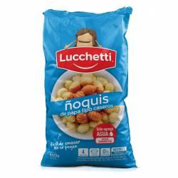 Harina Premezcla para Ñoquis Lucchetti x 400 g.