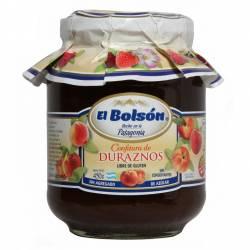 Dulce de Duraznos sin Azúcar El Bolsón x 450 g.