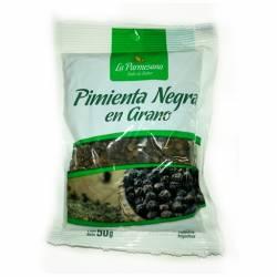 Pimienta Negra en Granos La Parmesana x 50 g.